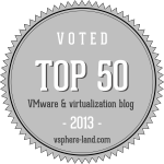 Top 50 Virtualization Blogger