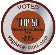 Top 50 Virtualization Blogger